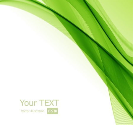 green texture: Abstract background Illustration