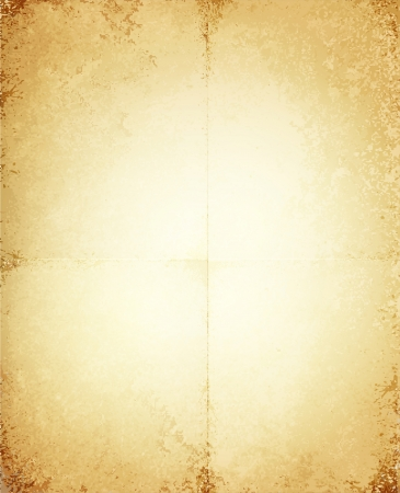 wrinkled paper: Grunge background