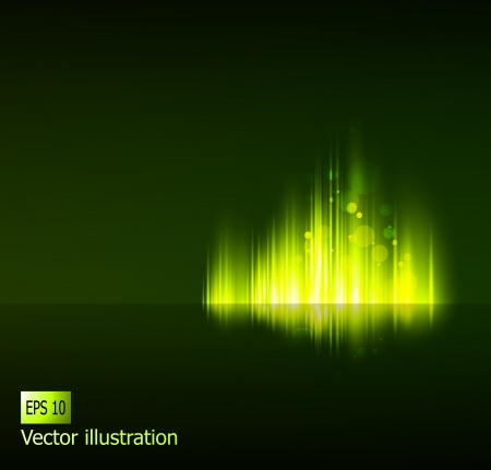 Abstract light  background Stock Vector - 18607709