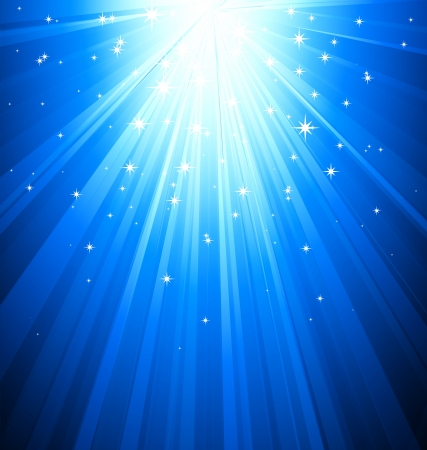 Magic light background Stock Vector - 18607988