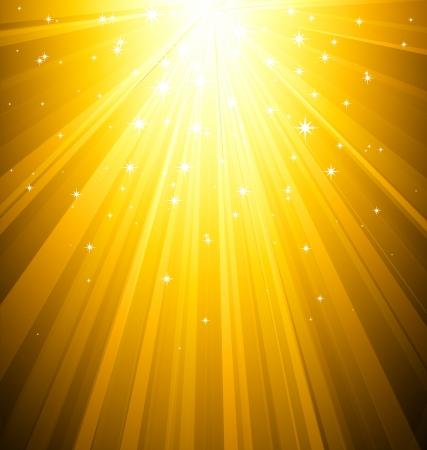 Magic light background Stock Vector - 18608044