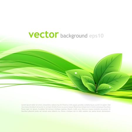 Nature background Stock Vector - 18868291