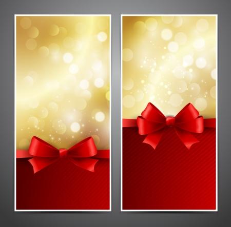 Holiday card Stock Vector - 19138346