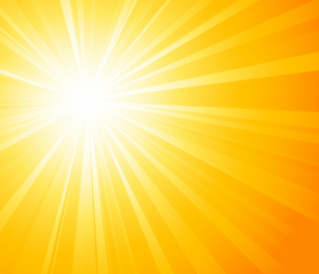 sunrays: Sunrise background