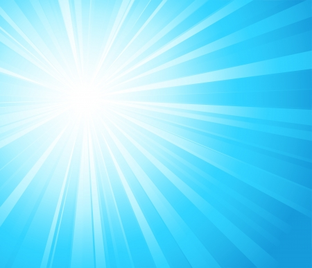 radiate: Abstract light  background
