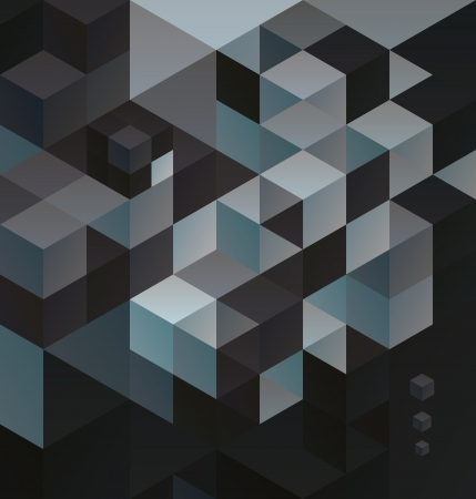 building blocks business: Abstract background Illustration