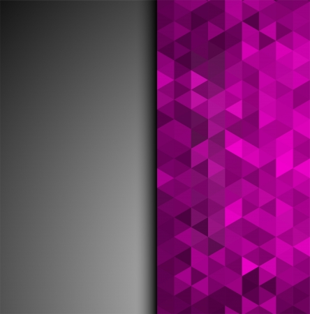Abstract mosaic background Stock Vector - 20181719