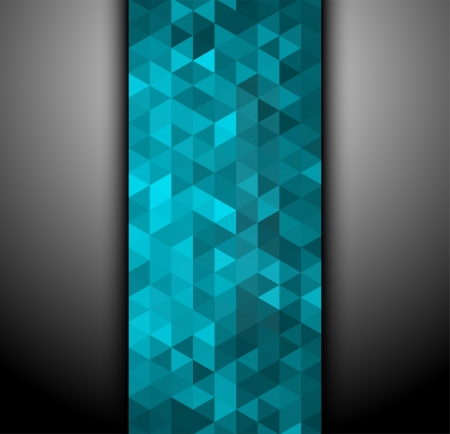 Abstract mosaic background Stock Vector - 20181729