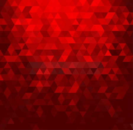red spot: Abstract mosaic background Illustration