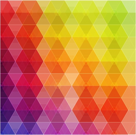 Retro pattern of geometric shapes Stock Photo - 20963028
