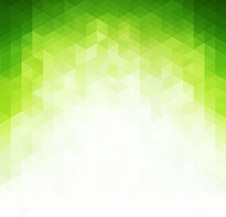 green lines: Abstract light green background