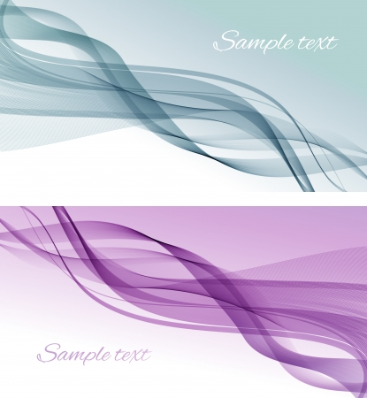 colored smoke: Abstract color smoke background  Illustration