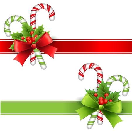 decoraciones de navidad: felicitación de Navidad ilustración