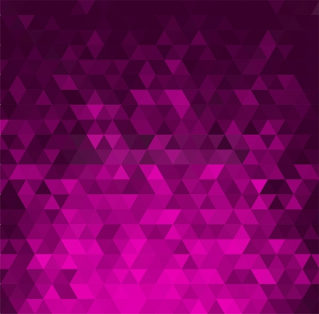 Abstract banner with triangle shapes Stock Vector - 21907700