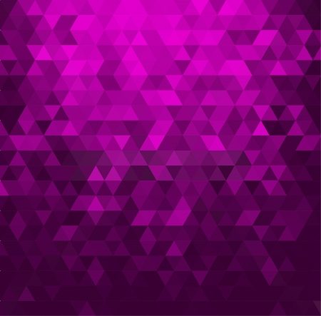 Abstract banner with triangle shapes Stock Vector - 21907703