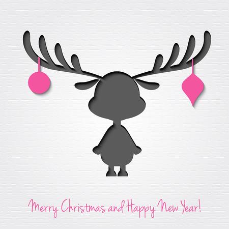 card: Merry Christmas card
