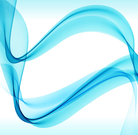 waved: Abstract colorful vector template waved background  EPS10 Illustration