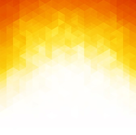 Abstract Triangle Background, Vector Illustration. EPS 10
