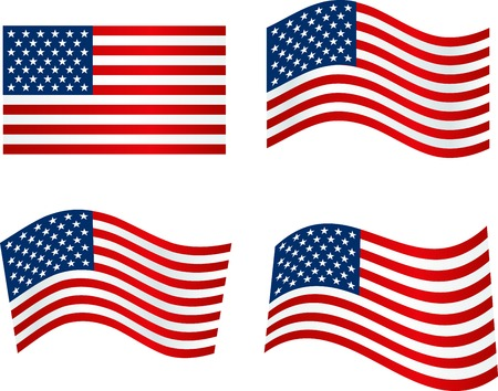 patriotic background: American Flag.  Patriotic background.
