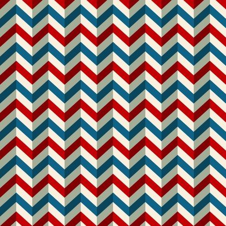 Retro background american patriotic colors. Vector illustration Vector