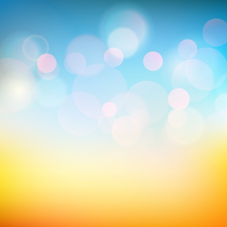 Ilustración vectorial de un suave fondo abstracto de color Foto de archivo - 29603279