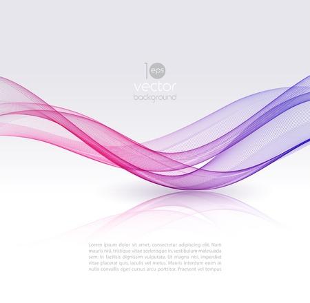Abstracte kleurrijke sjabloon achtergrond. Brochure ontwerp Stock Illustratie