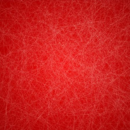 canva: Vector illustration Vintage red  grunge texture paper  background