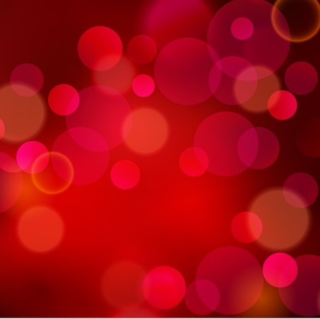 image background: Vector  illustration Abstract holiday light background with bokeh Illustration