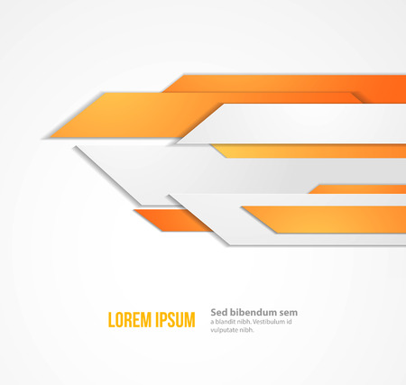 abstract business: Vector abstract business background. Template brochure design