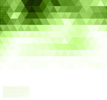 Abstract technology background in color. Vector illustration. Ilustração