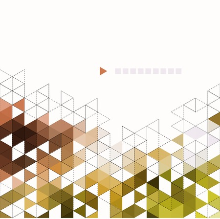 background color: Abstract technology background in color. Vector illustration. Illustration