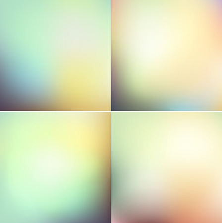 smooth background: Vector illustration Smooth colorful background   Illustration