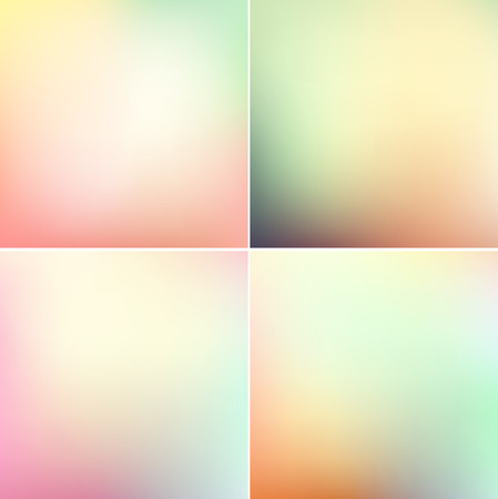 pastel drawing: Vector illustration Smooth colorful background   Illustration