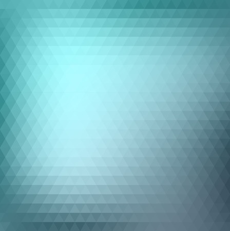Abstract Triangle Background, Vector Illustration   Stock Illustratie
