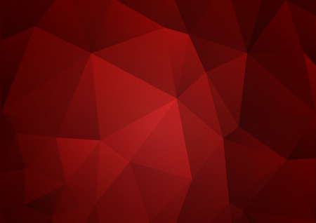 diamonds pattern: Vector red Abstract Geometric Background for Design  EPS10