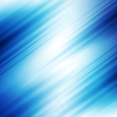 wallpaper image: Vector blurred abstract background with stripes. blue color Illustration