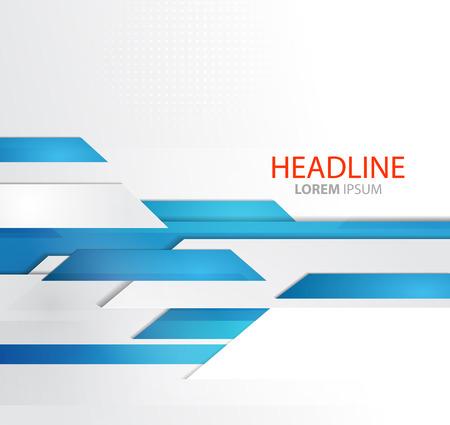 Fondo de negocio abstracto con las líneas. folleto de diseño de la plantilla. líneas de la tecnología. diseño de líneas modernas