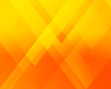 Astratto sfondo chiaro Motivo a triangolo arancione. Sfondo triangolare arancione