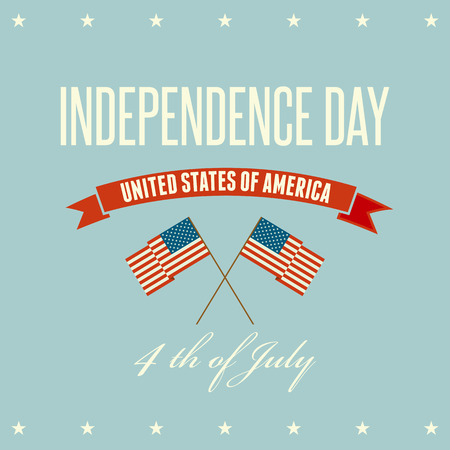 Independence day background. United States flag. USA flag. American symbol