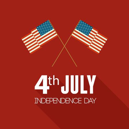 flags usa: Independence day background. United States flag. USA flag. American symbol Illustration