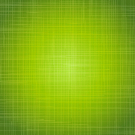 textil: Green cloth texture background. Vector illustration for your fresh natural design. Book cover. Fabric bright ecological canvas wallpaper with striped pattern.