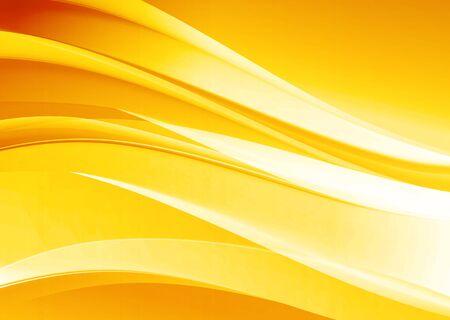 Abstract elegant yellow Vector Background. Vector illustration. Minimal design