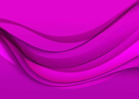 Abstract elegant purple design Stock Illustratie