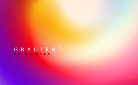 Abstract colorful blurred vector background for your website or presentation. Stockfoto - 159317724