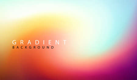 Abstract colorful blurred vector background for your website or presentation.