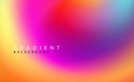Abstract colorful blurred vector background for your website or presentation. Stockfoto - 159818755