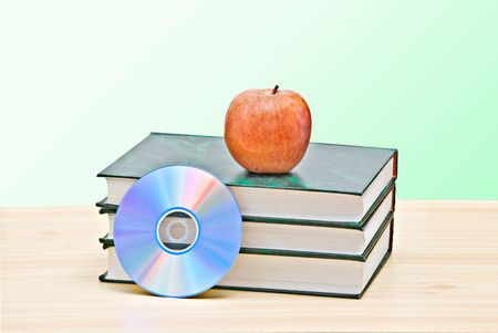 rewritable: Apple, dvd, and books as a symbol of transition from old to new ways of learning