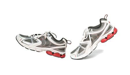 Pair of sneakers photo
