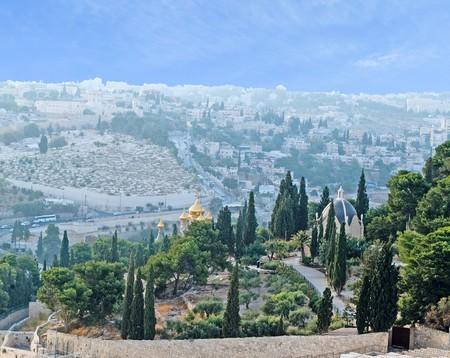 mount of olives: Mount of olives, Jerusalem