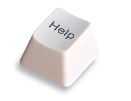 key for help photo